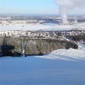 Sundsvall Downhill slope