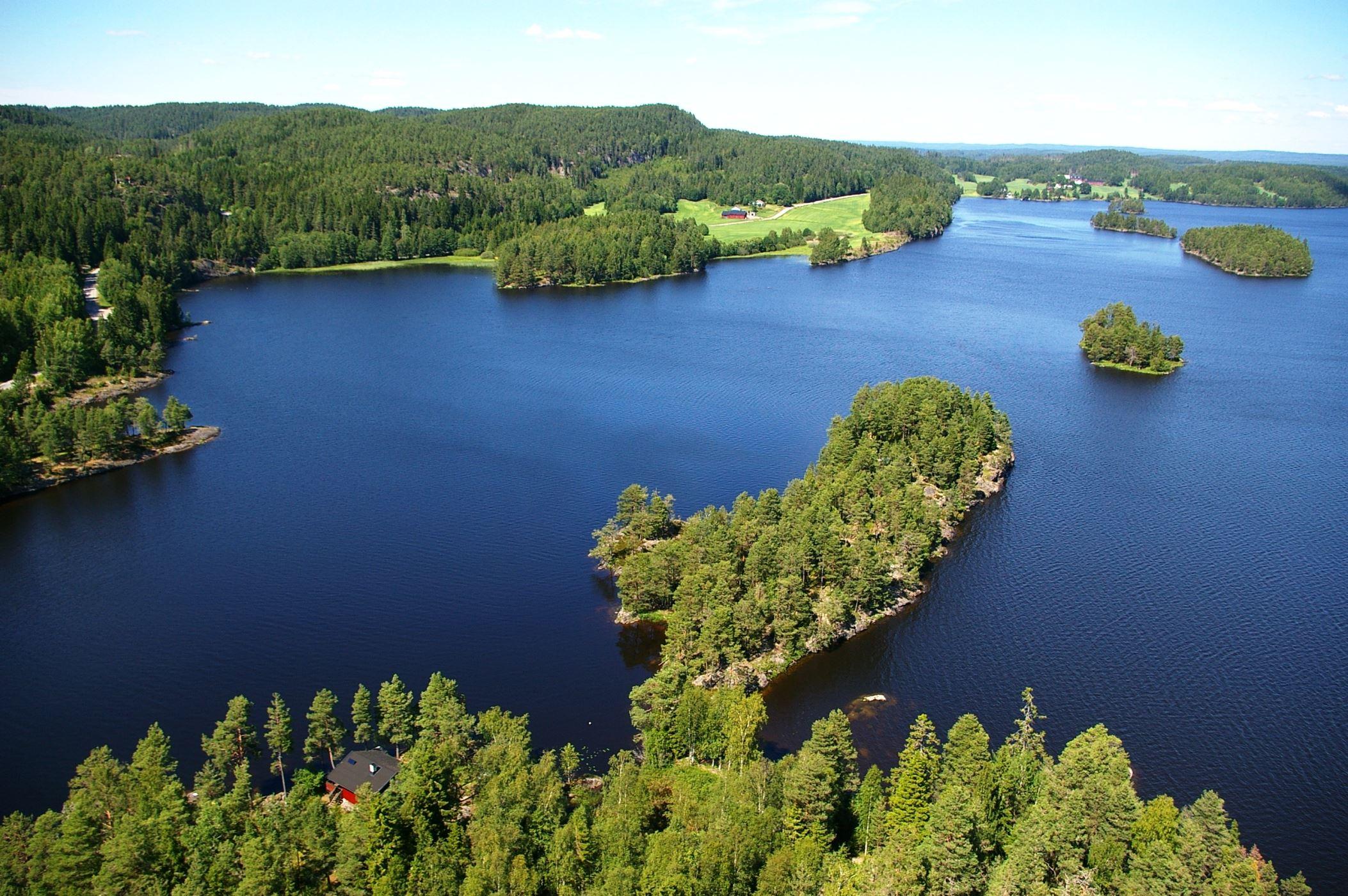 Utmarksavdelingen Akershus Østfold,  © Utmarksavdelingen Akershus Østfold, Mange gode fiskeplasser i dette området..