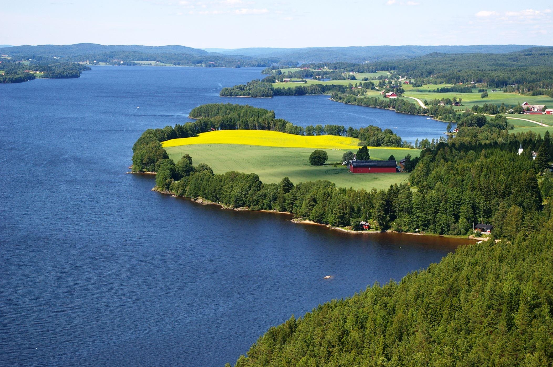 © Utmarksavdelingen Akershus Østfold, Rødenessjøen