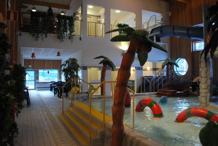 Familjebadet Sporthallen Ludvika