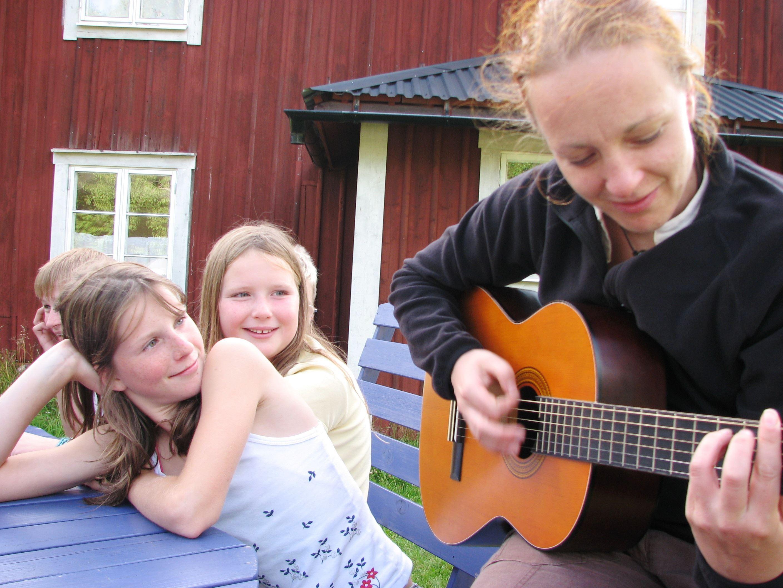 Lilla Sverigebyn - Pensionat