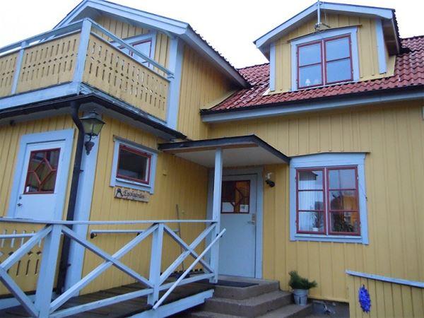 Epokgården hostel in Öregrund