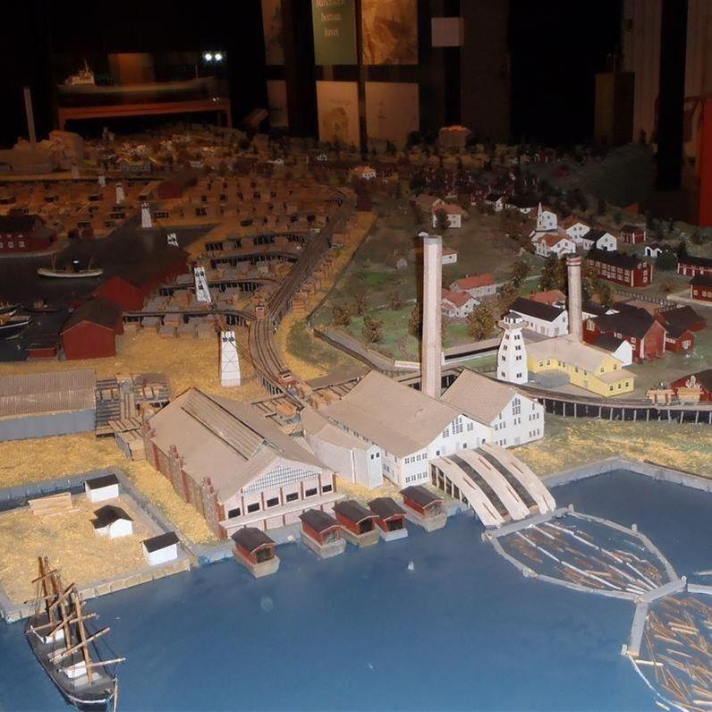 Svartviks Industriminnen