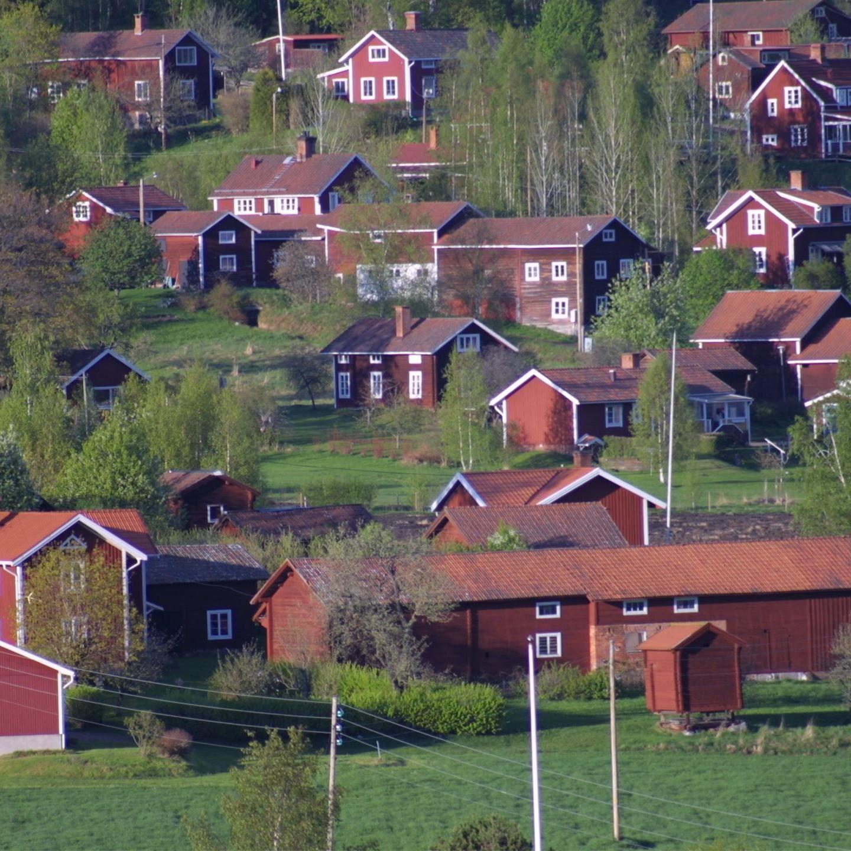 Byarna i Leksand