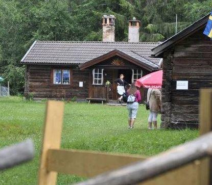 Viborgs Holme, Rättviks Camping Enåbadet