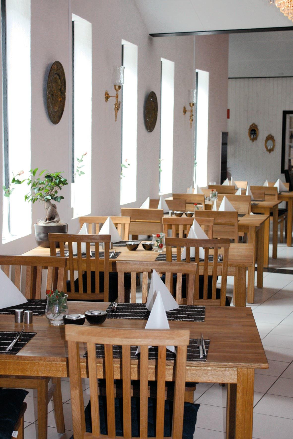 Café på Trästället i Skyrup