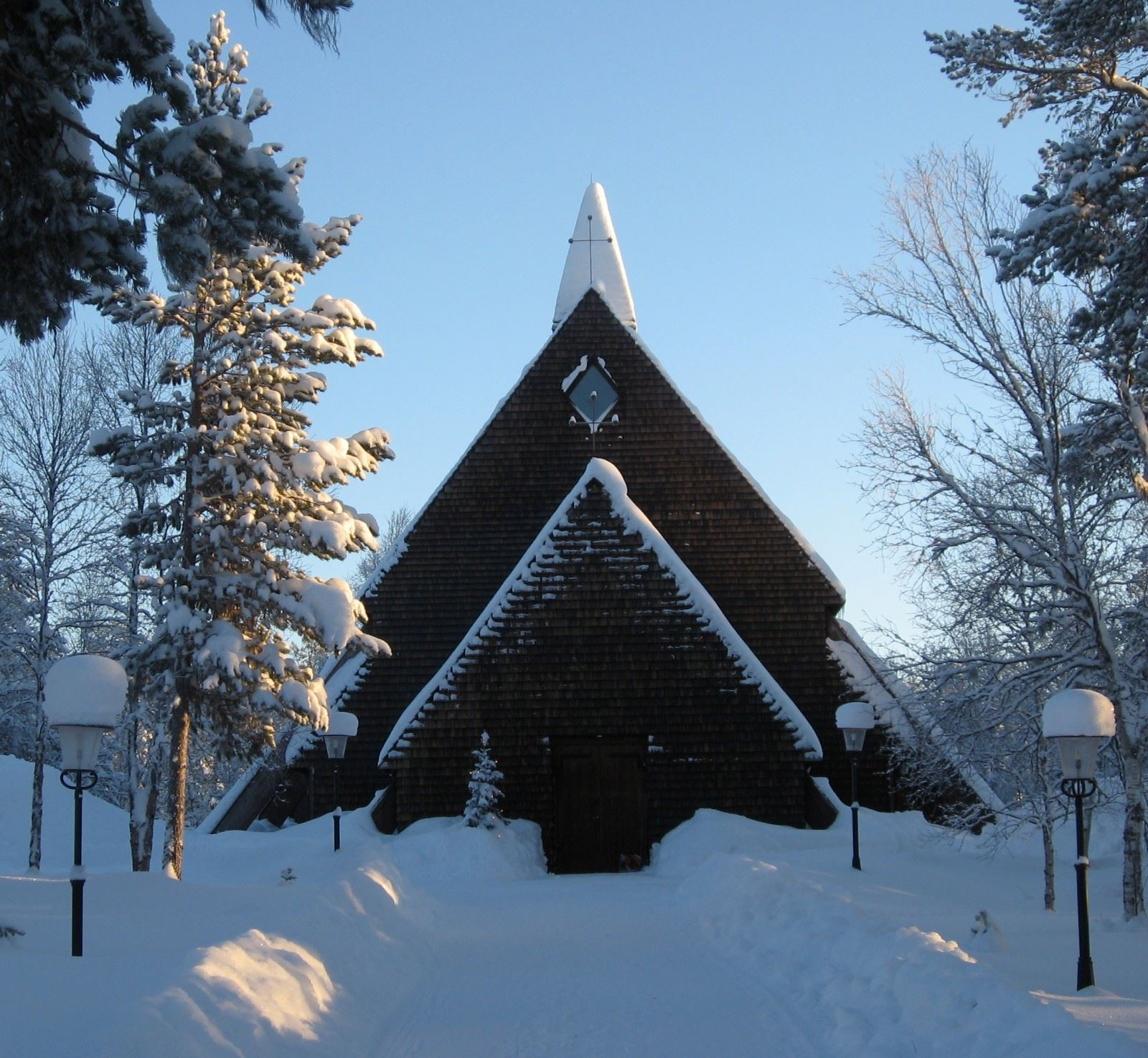 Anders Ejdervik, Music in winter-and spring evenings - Storsätern Chapel