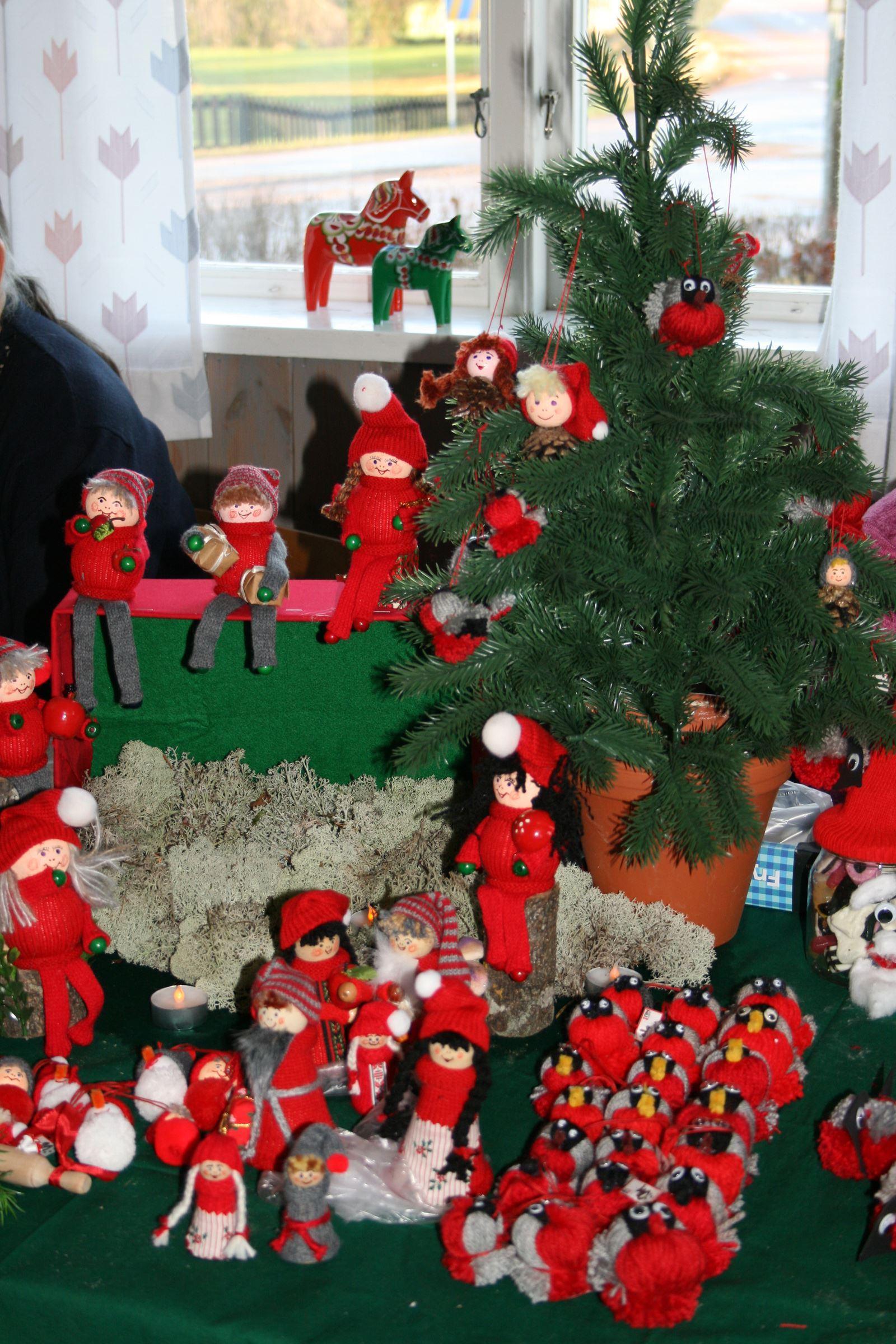 Julmarknad Åsgarns Bygdegård