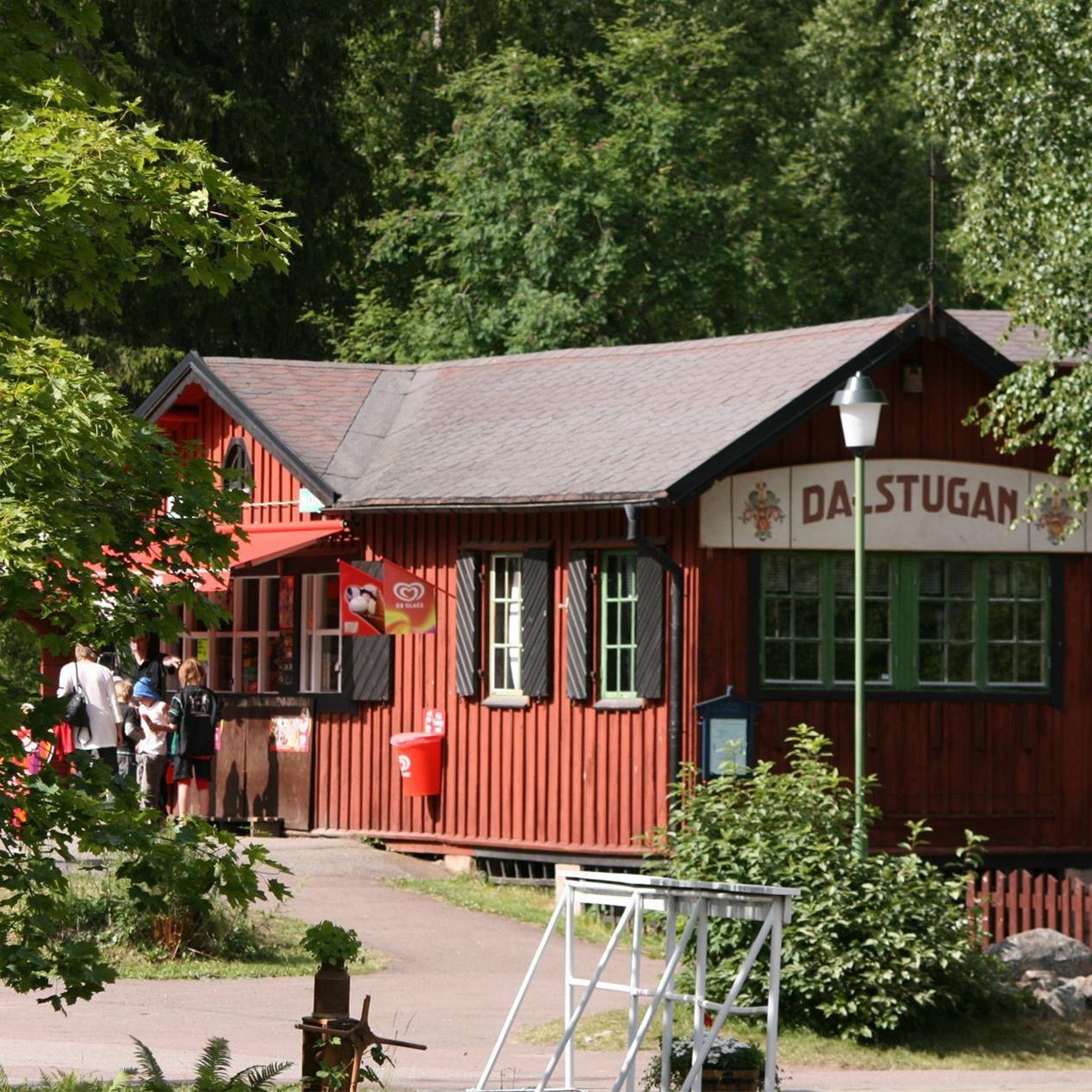 Dalstugan i Säterdalen