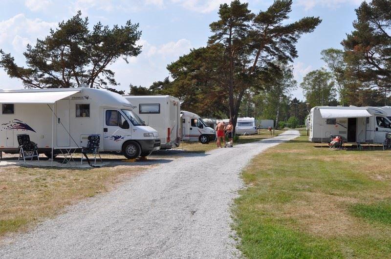 Sudersands Strandcamping, Fårö