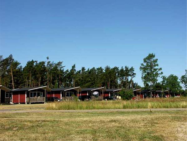 Kapelludden Camping & Stugor/Ferienhäuser