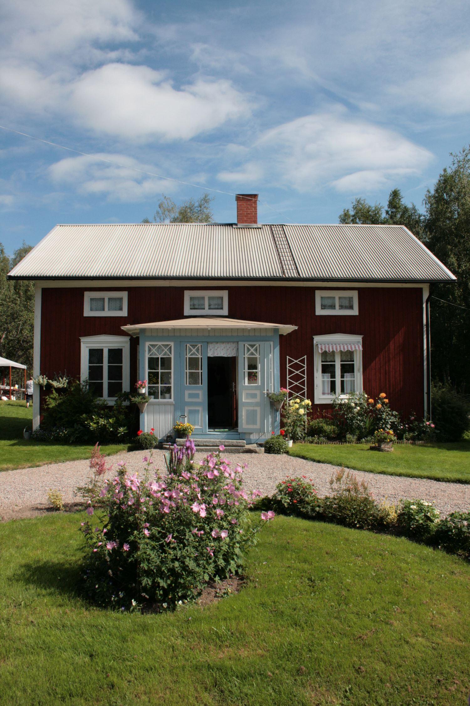Foto: Pia R Wallner, Stora Skedvi Naturgård - Gårdsbesök