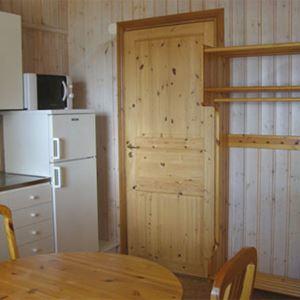 Cottage (4 beds, 2 bedrooms, 42m², WC/shower)