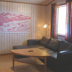 Ansia resort - Stuga (4 bäddar, 2 sovrum, 42m², WC/dusch)