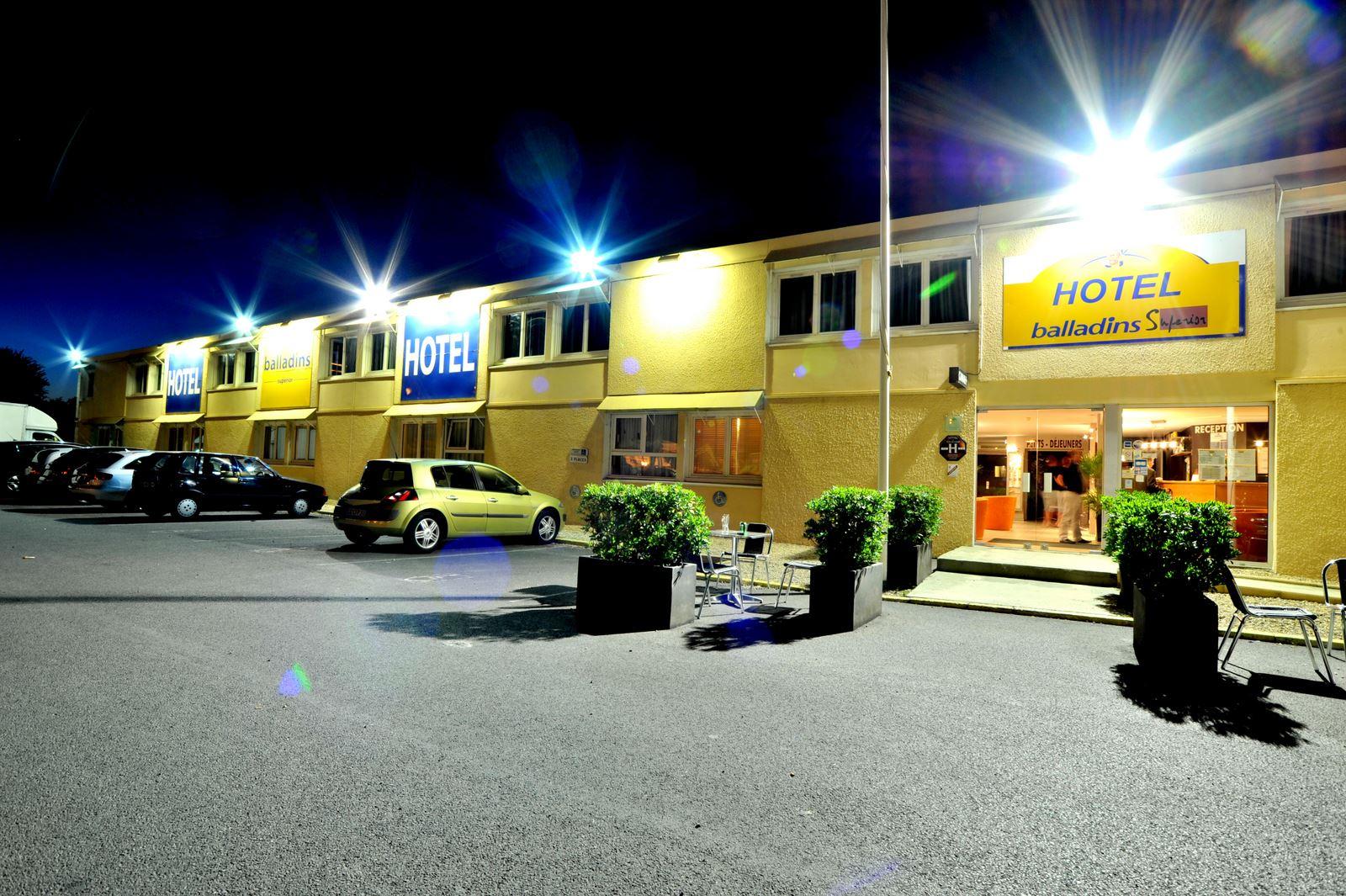 Hotel Balladins Parc des Expositions