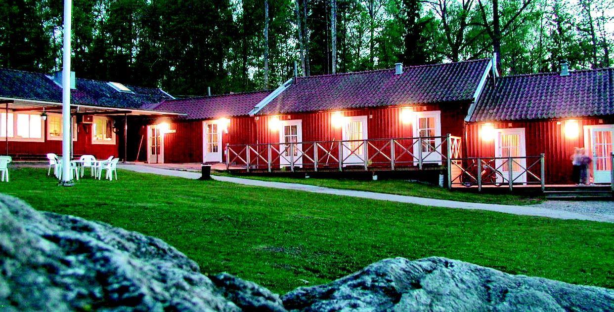 Hjälmargården & Läppe Camping/Vandrarhem