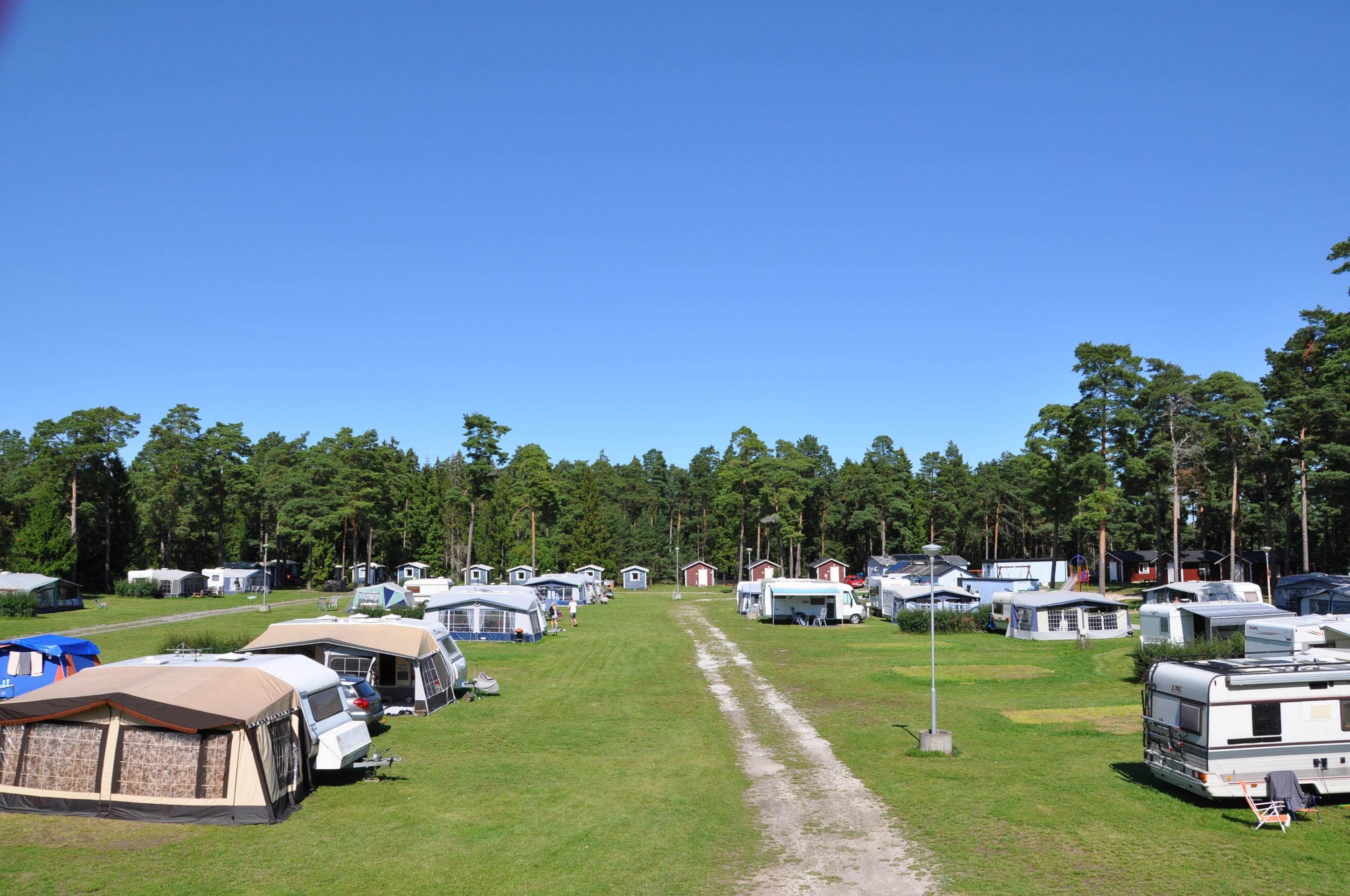 Åminne Fritid & Havsbad /Camping