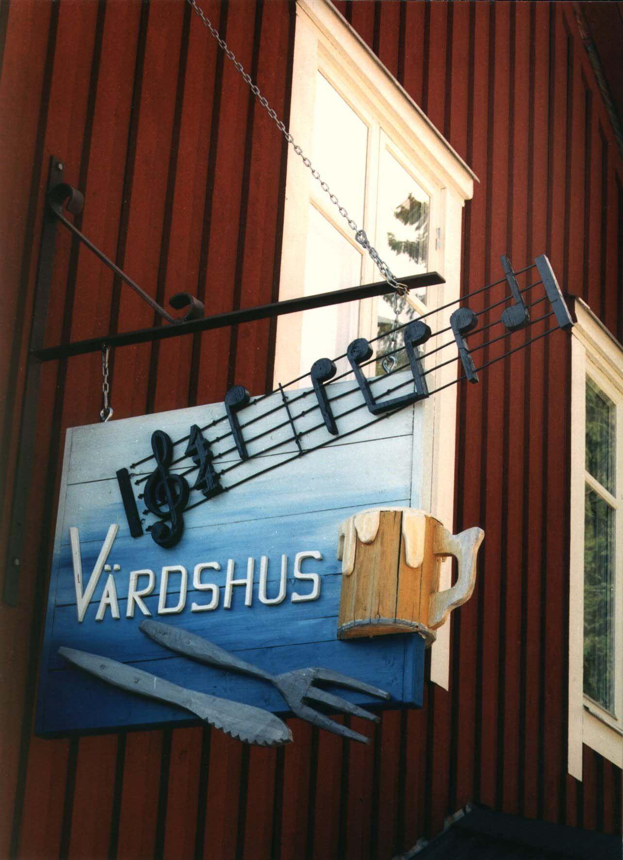 © Kramfors kommun, Mannaminne värdshus