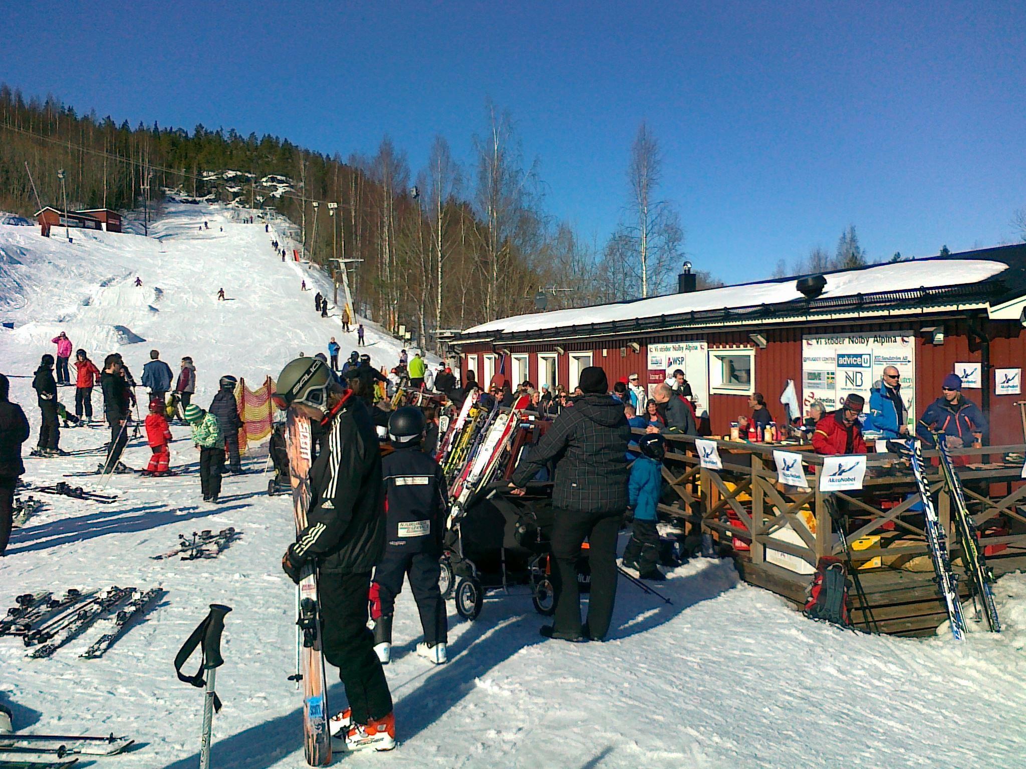 Skipass Nolbybacken