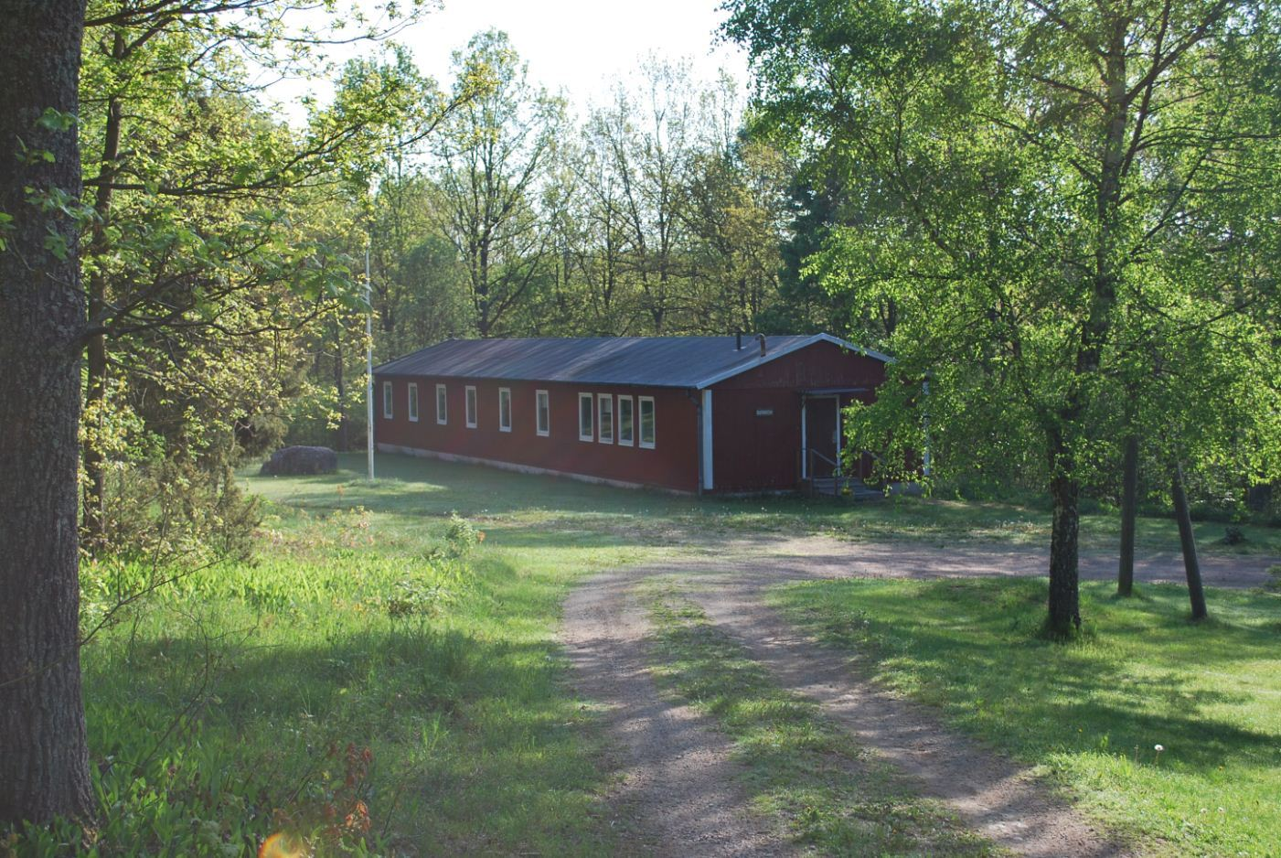 Lunnahöjagården -Youth hostel