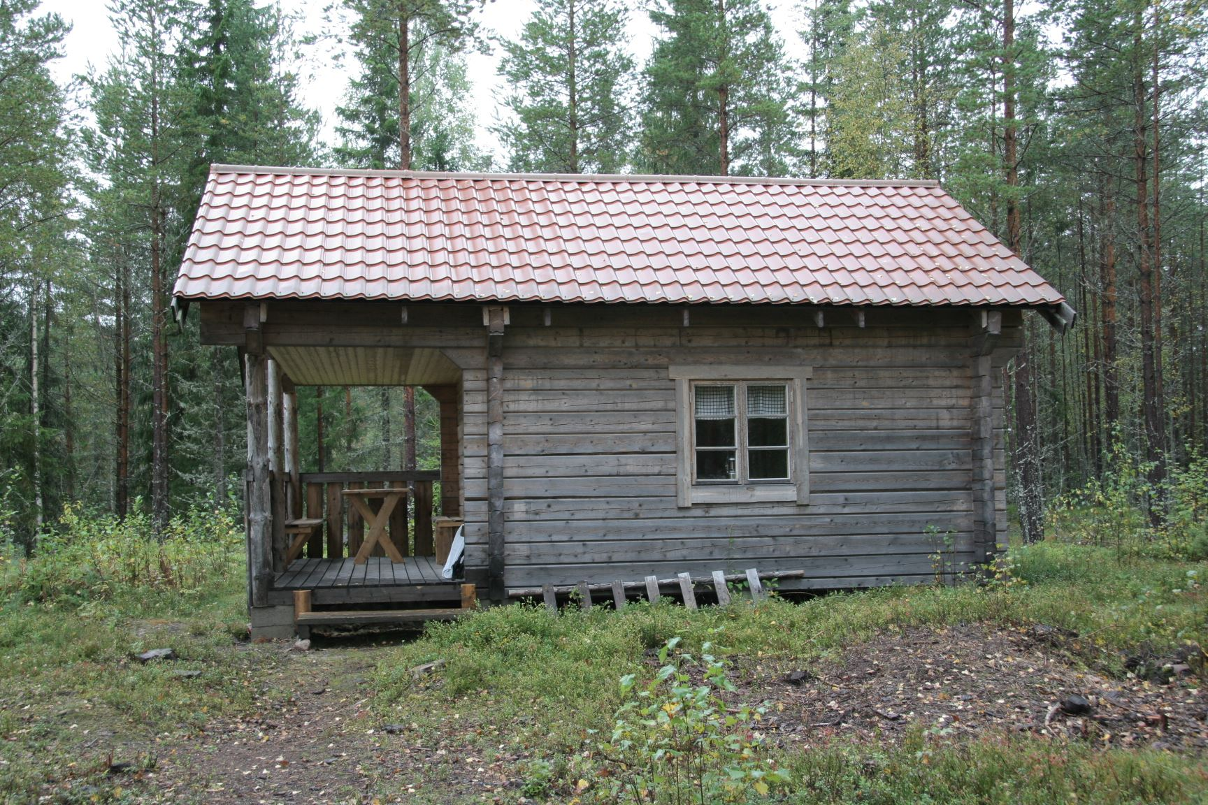 Cottage by the Lake Långsjön, 10-12 beds, 19 m2