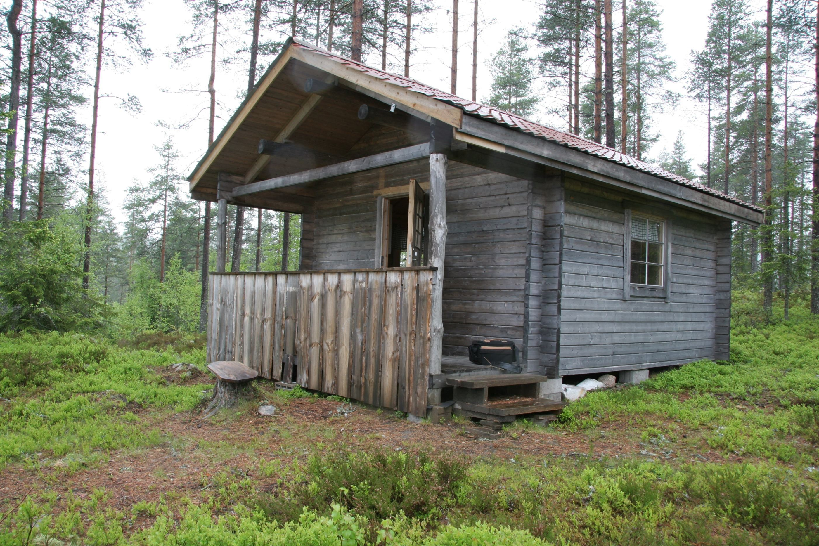 Cottage by the Lake Rösjön, 8 beds, 19 m2