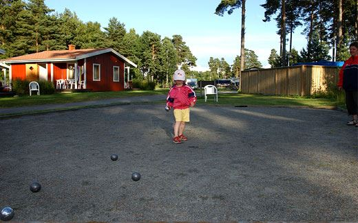 KronoCamping Lidköping/Stugor