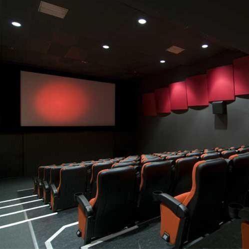 Cinema supé at the Film city & Q-bar