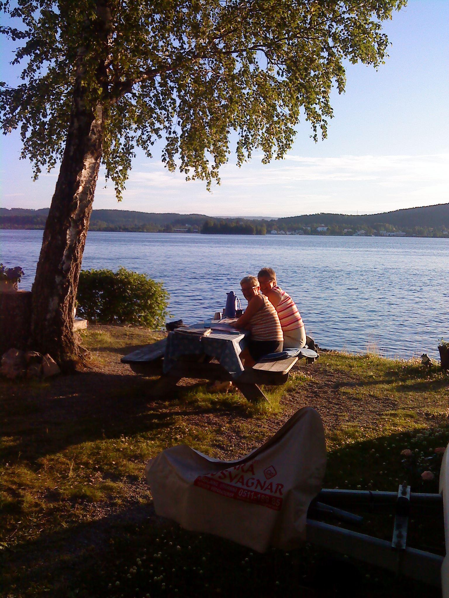 Sandslåns Vandrarhem & Camping i Kramfors
