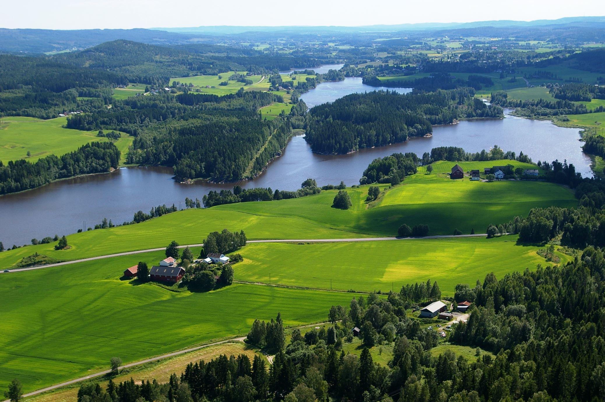 Utmarksavdelingen,  © Utmarksavdelingen, Bjørkelangsjøens kulturlandskap