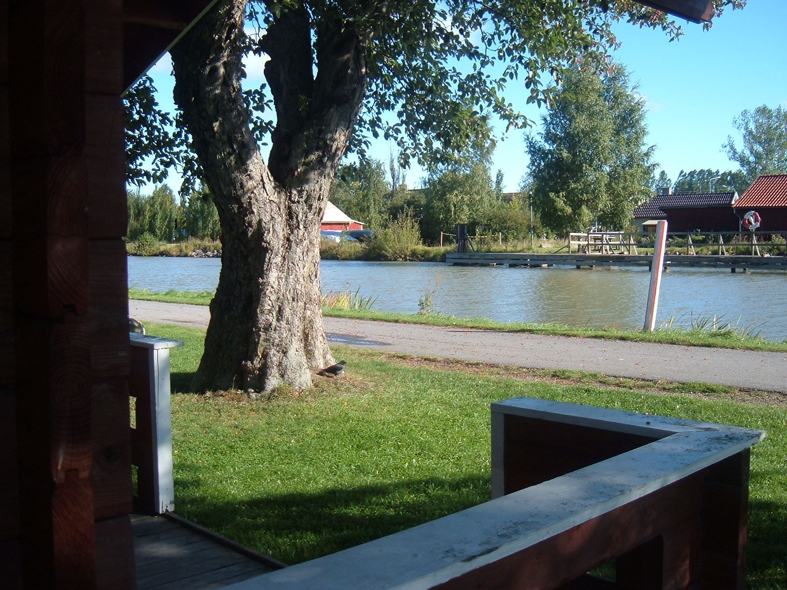 Jonsboda Cafe & Camping Göta kanal