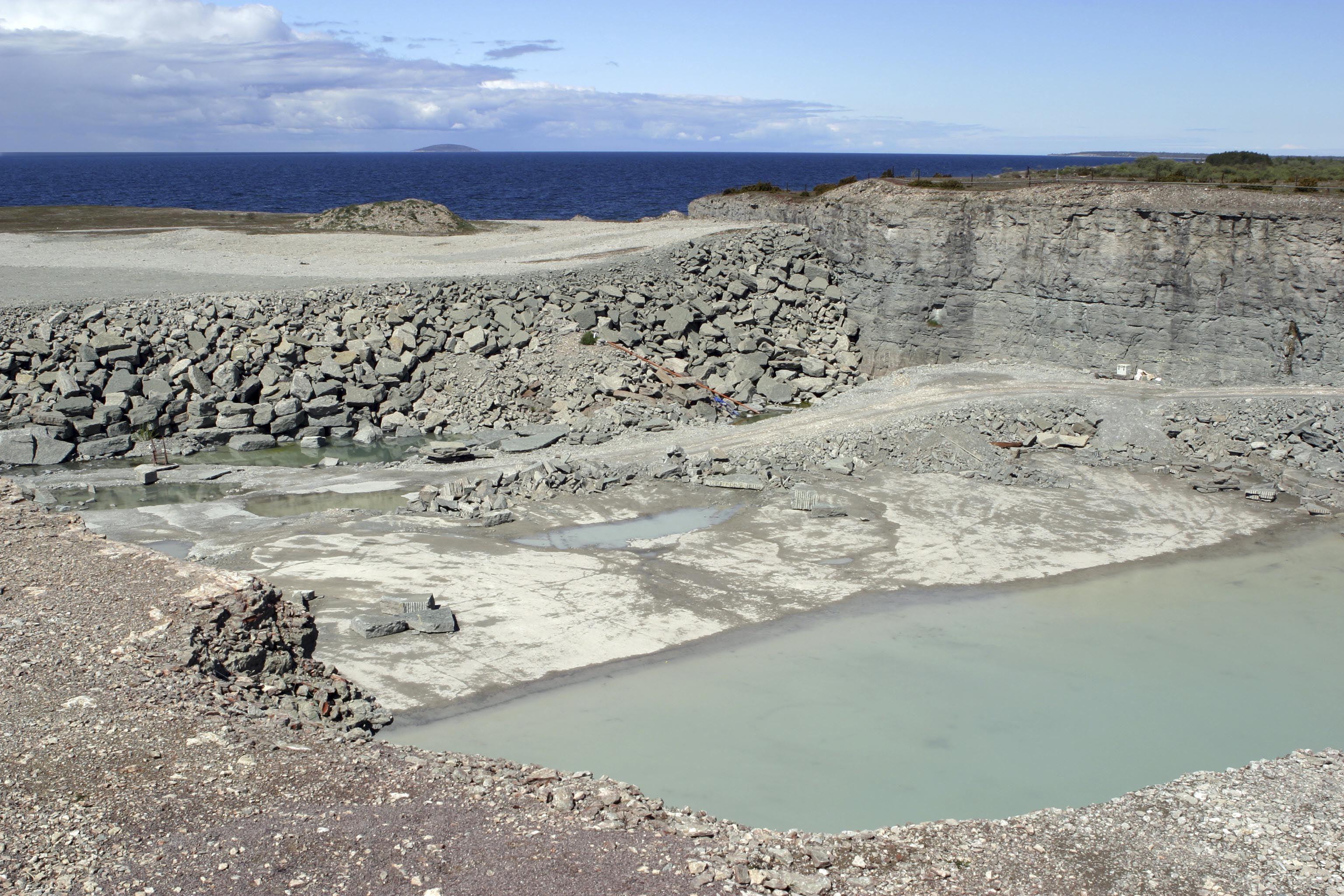 Geologie auf Öland