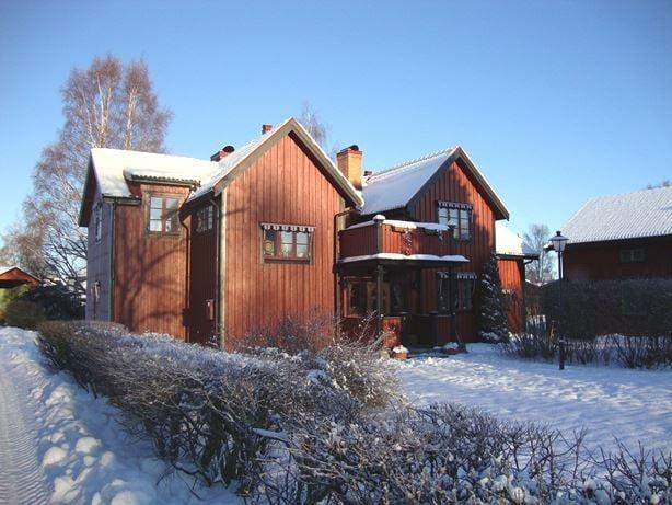 Privatrum/lägenhet M513 Västervägen, Östnor, Mora