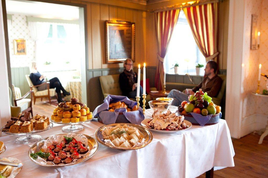 Afternoon Tea på Tällbergsgården