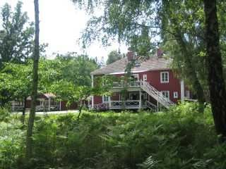 Läckö Strand SVIF Hostel, Lidköping