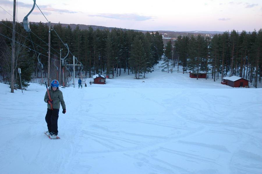 Paradisbackens Ski lift