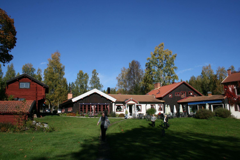 Morhagens fäbodhotell och restaurang