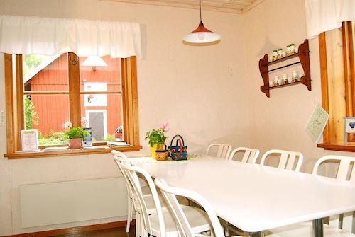 Fredshammar SVIF Hostel in Orsa