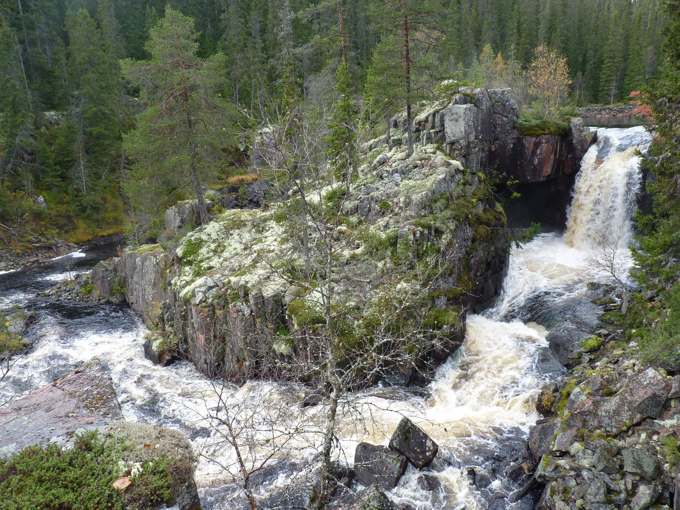 Mikael Wegerstam, Norra Trollegrav