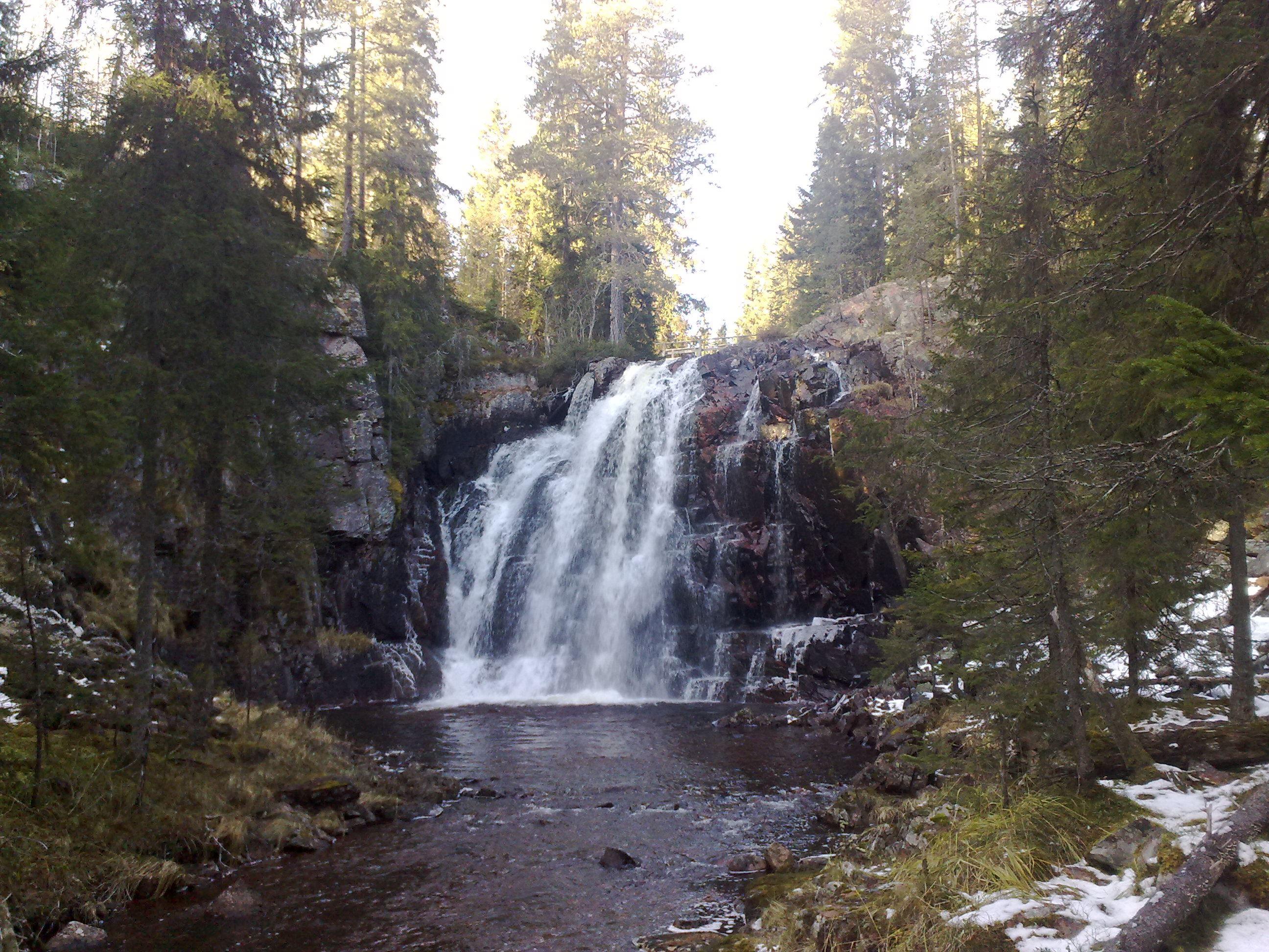 Mikael Wegerstam, Stops vattenfall