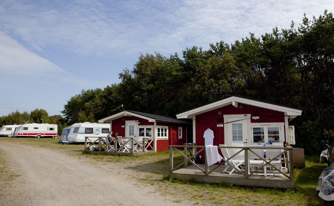 Södra Näs Camping / Stugor