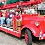 City tours with fire truck
