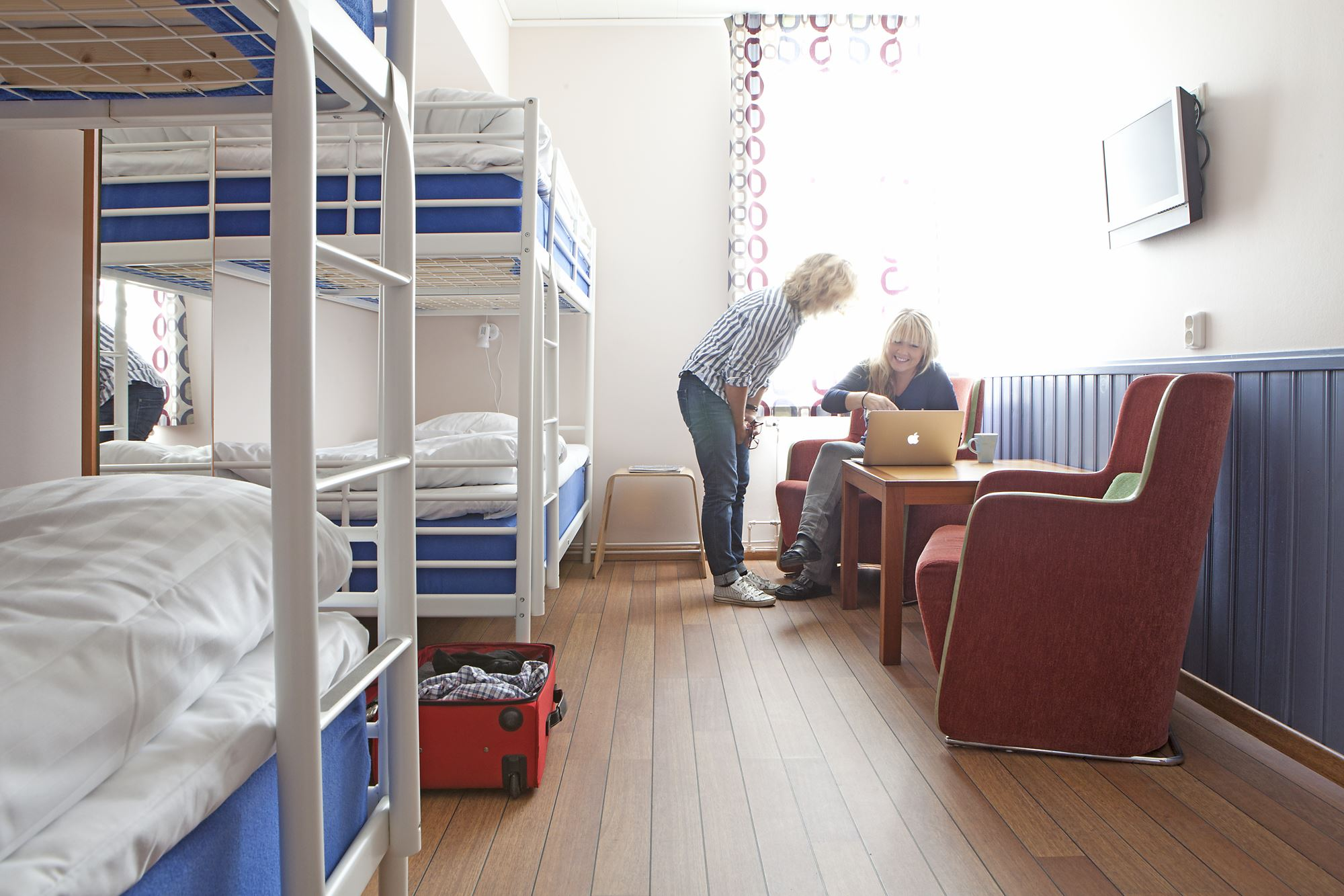 Kvibergs Vandrarhem i Göteborg, SVIF