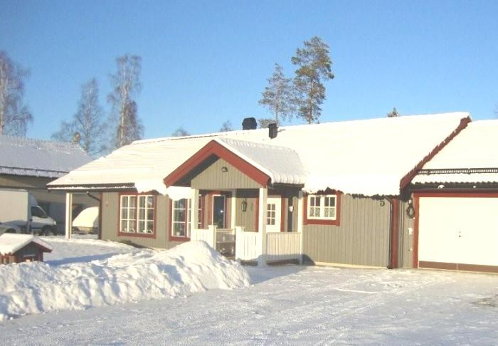 Private house M166 Skvattramsvägen, Mora