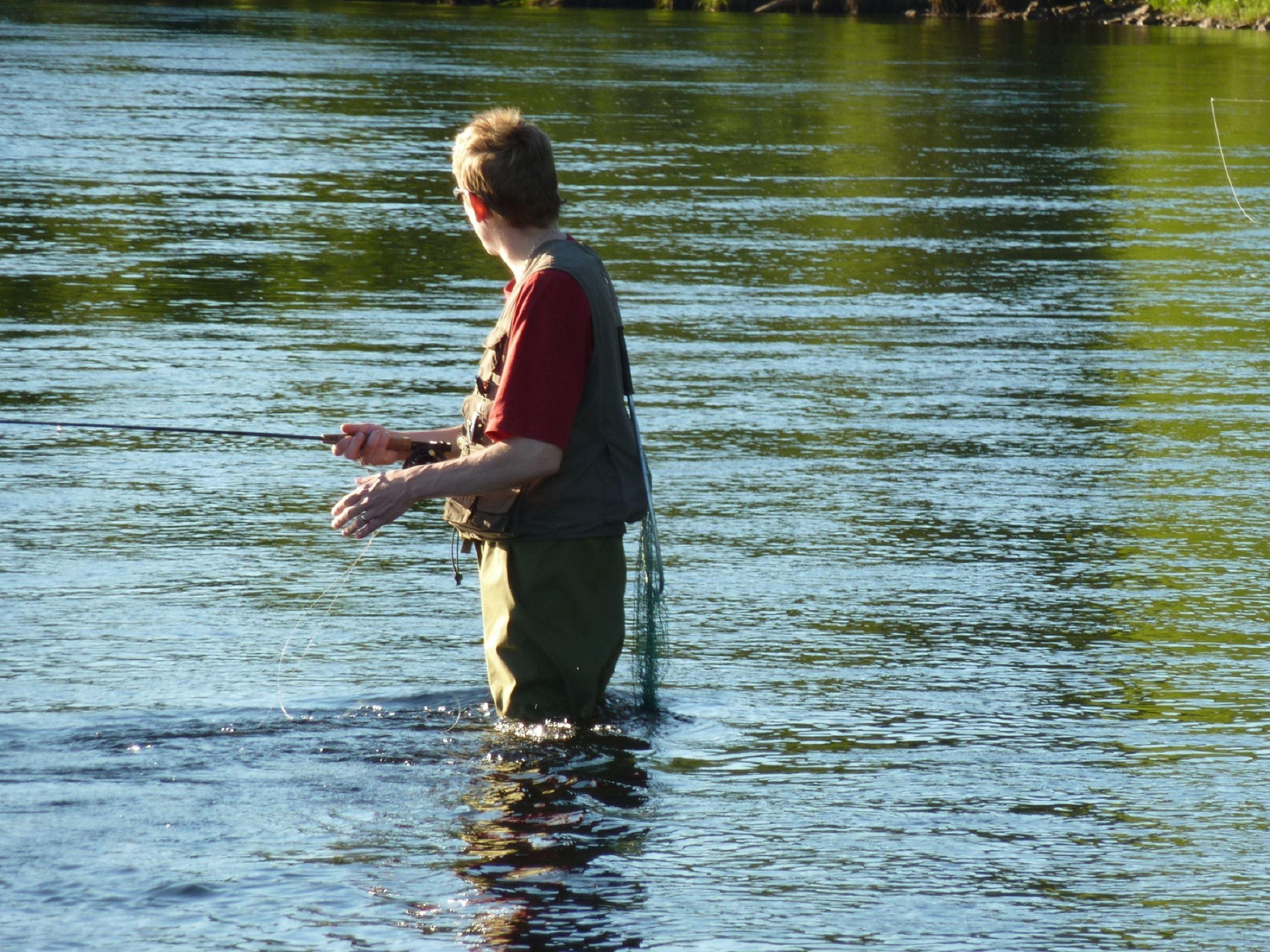 Fisketur Sommar