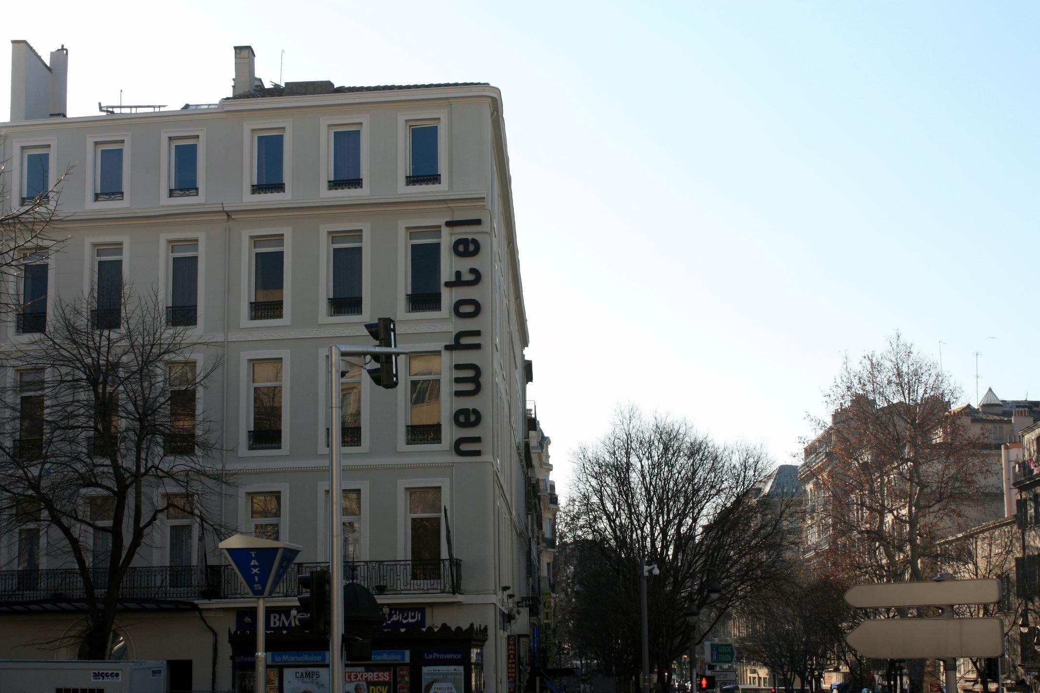 New Hôtel Saint Charles