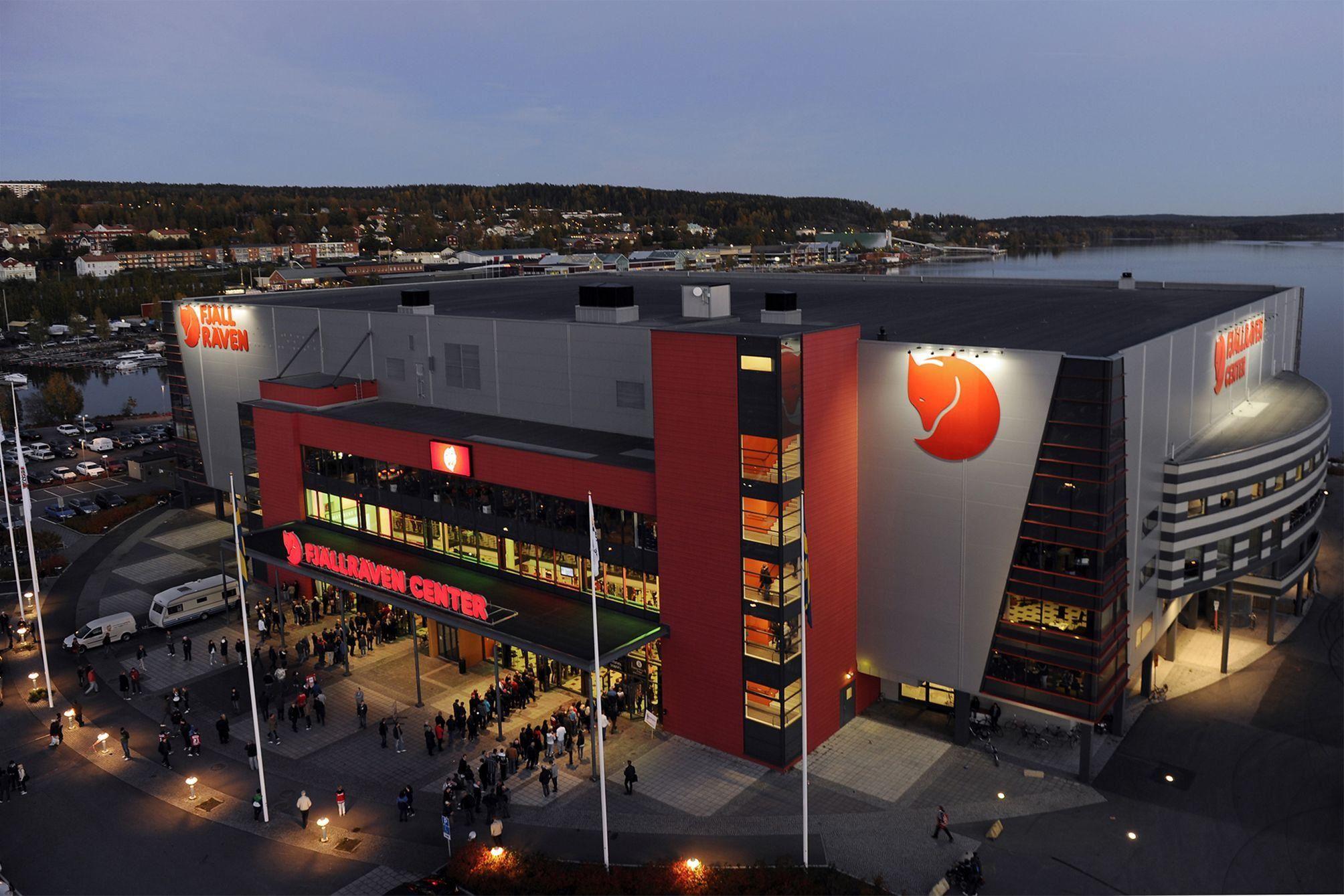 Konferens Fjällräven Center
