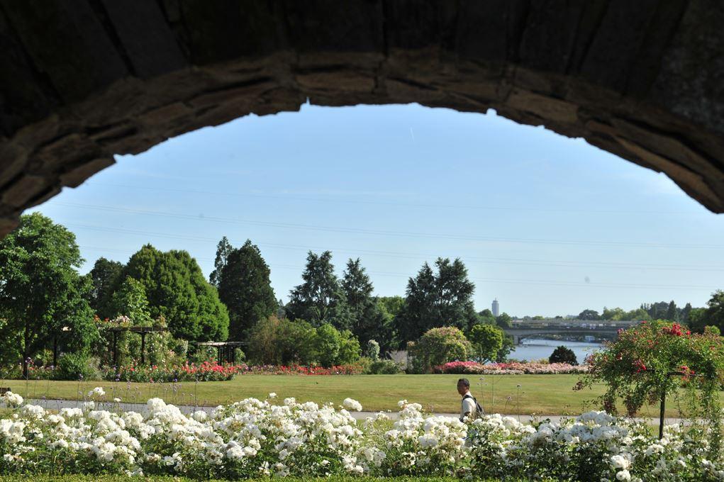 Parc floral de la Beaujoire