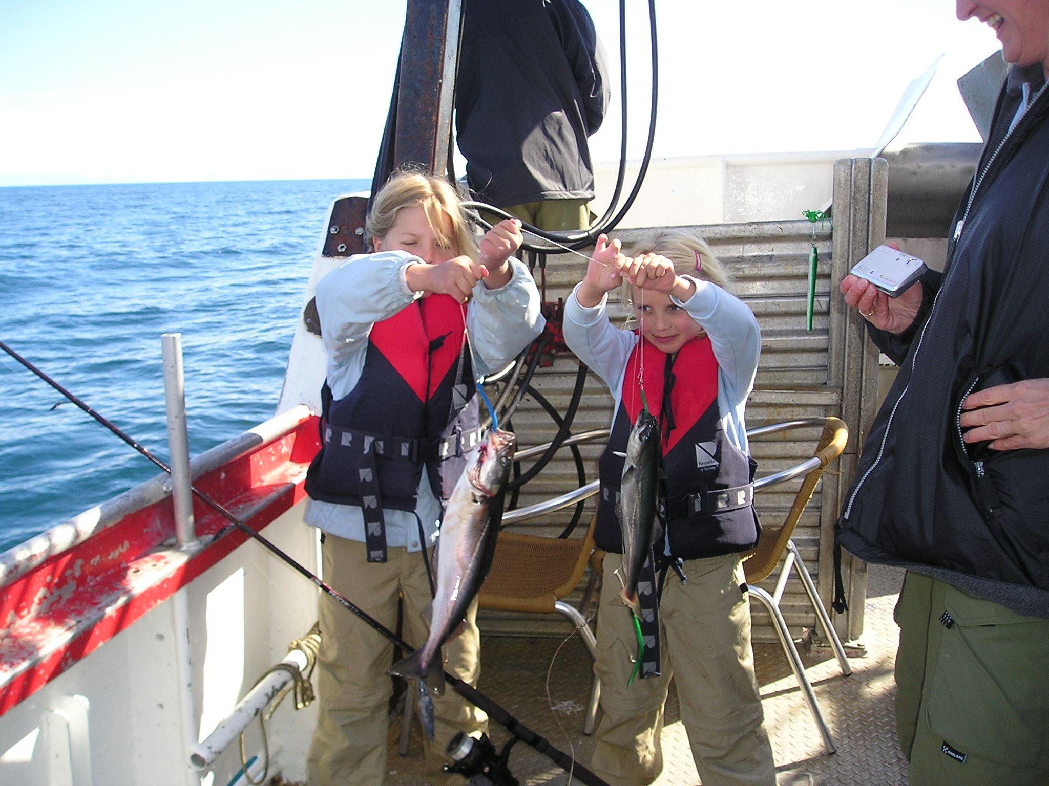 Fisketur fra Ballstad