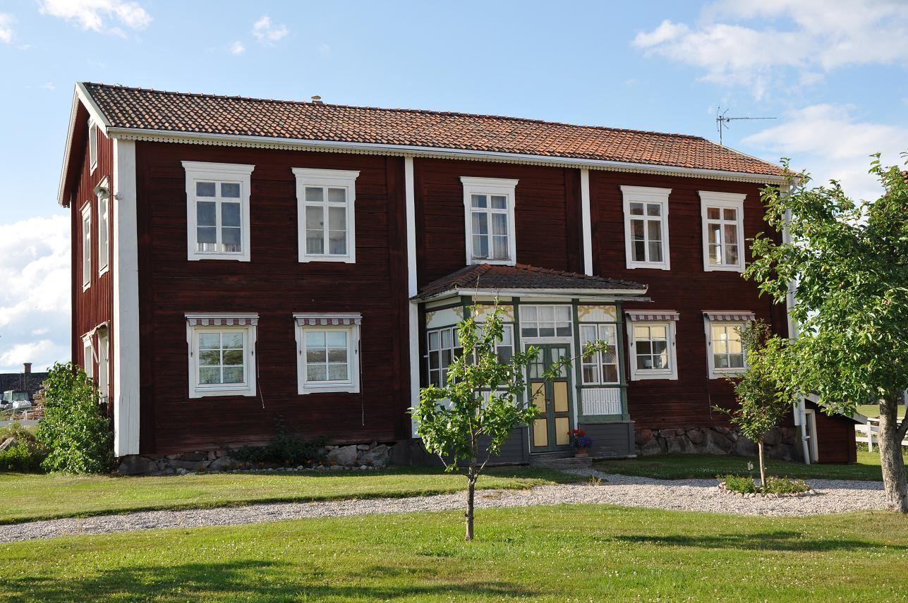 Bo på Hälsingegård Erik-Jons